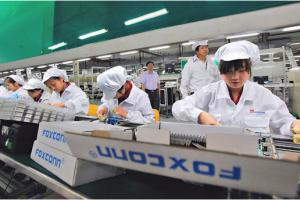 Foxconn 'chấm' ba địa điểm đặt nhà máy tỉ đô ở Thanh Hóa