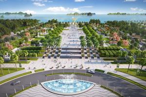 TIN TỨC - SỰ KIỆN Sun Group khởi công dự án du lịch tại Sầm Sơn với vốn đầu tư hơn 1 tỷ USD